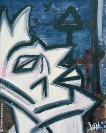 50- Acrílico sobre tela - 40x30cm - 1998 - liria artist