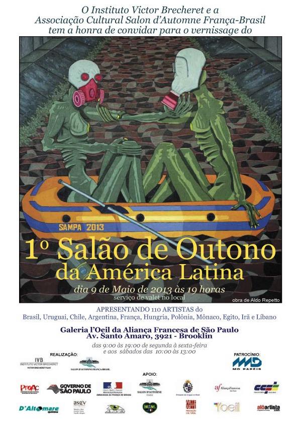 1º Salão de Outono da América Latina França / Brasil
