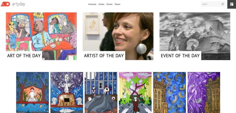 2013 ARTYDAY Artista do dia III