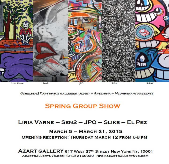 Spring Group Show | AZART GALLERY